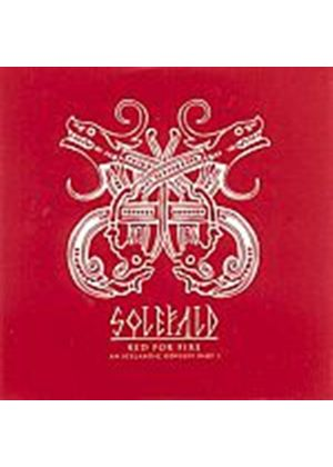 Solefald - Red For Fire: An Icelandic Odyssey Part 1 (Music CD)