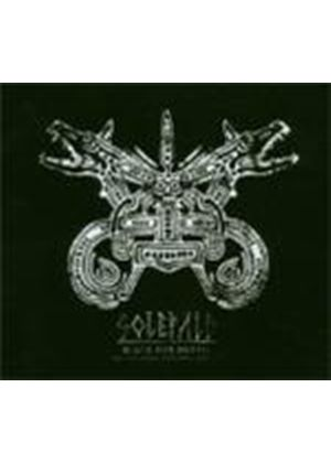 Solefald - Black For Death An Icelandic.. (Music Cd)