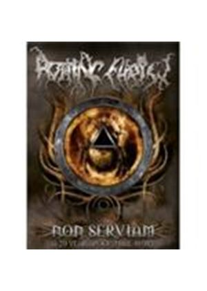 Rotting Christ - Non Serviam (A 20 Year Apocryphal Story/+2DVD) [Digipak] (Music CD)