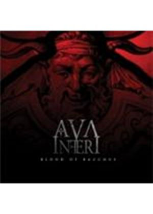 Ava Inferi - Blood Of Bacchus [Digipak] (Music CD)