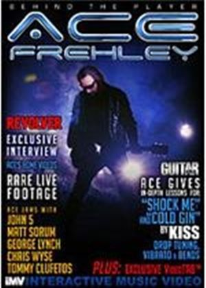 Ace Frehley - Behind The Player