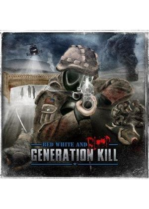 Generation Kill - Red, White And Blood (Music CD)