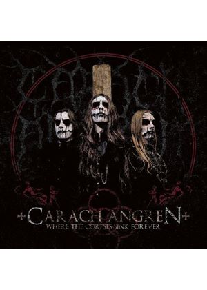 Carach Angren - Where the Corpses Sink Forever (Music CD)