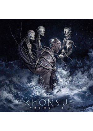 Khonsu - Anomlia (Music CD)