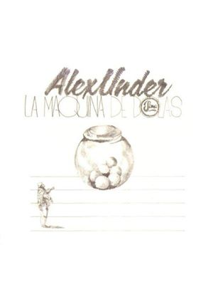 Alex Under - La Máquina de Bolas (Music CD)