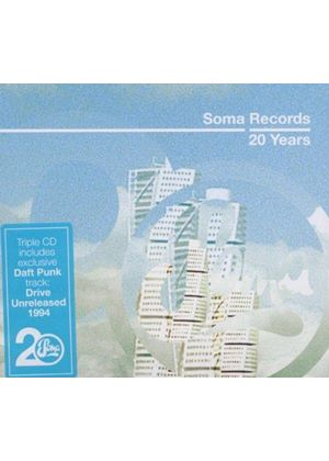 Various Artists - Soma Records - 20 Years (Music CD)