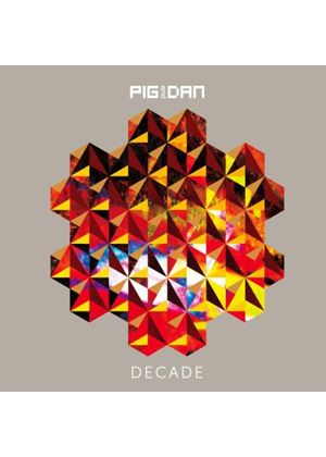 Pig & Dan - Decade (Music CD)