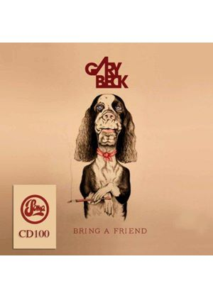 Gary Beck - Bring A Friend (Music CD)