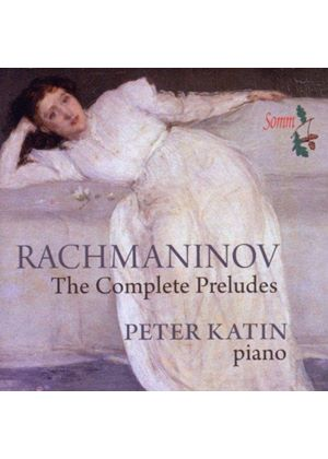 Rachmaninov: The Complete Preludes (Music CD)