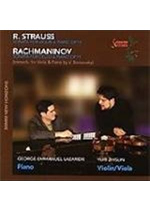 Strauss - SONATA FOR VIOLIN & PIANO OP.18