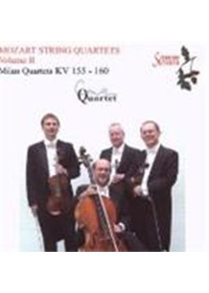 Mozart - STRING QUARTETS VOL.2 - MILAN