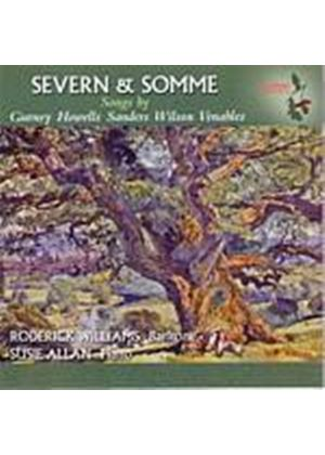 Gurney/Howells - Severn And Somme - Songs (Allan, Williams) (Music CD)