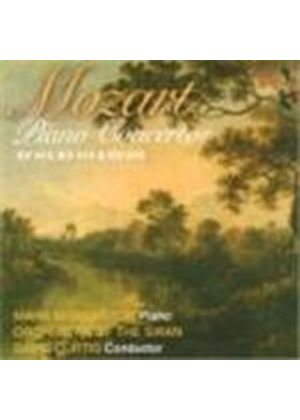 Mozart: Concertos for Piano and Orchestra Nos 11-13