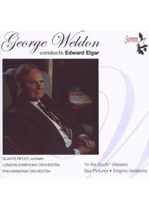 Elgar: In the South, Sea Pictures, Enigma Variations