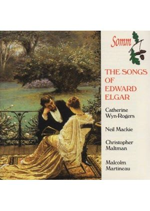 Edward Elgar - Songs (Martineau, Maltman, Wyn-Rogers, Mackie) (Music CD)