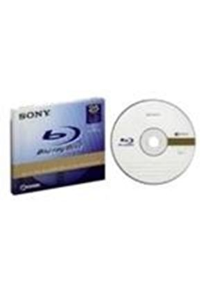 Sony BNR25B - 5 x BD-R - 25 GB 6x - jewel case - storage media