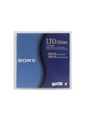 Sony LTX-100G - LTO Ultrium 1 - 100 GB / 200 GB - storage media