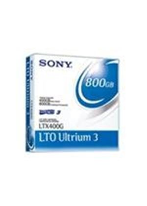 Sony LTX400G - LTO Ultrium 3 - 400 GB / 800 GB - blue - storage media