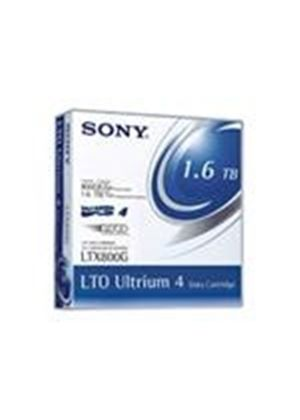 Sony LTX800G - LTO Ultrium 4 - 800 GB / 1.6 TB - storage media