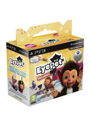 EyePet (includes PlayStation Eye Camera & Magic Card) (PS3)