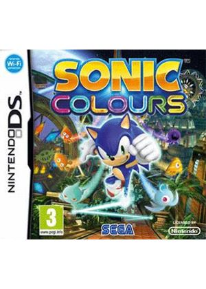 Sonic Colours (Nintendo DS)
