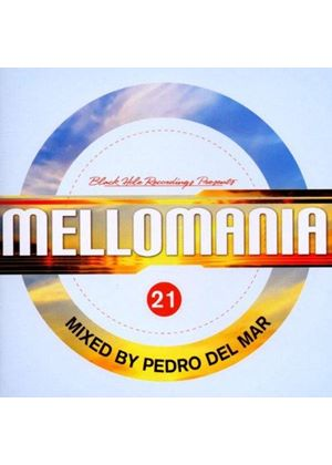 Pedro del Mar - Mellomania 21 (Music CD)