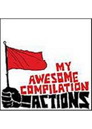 My Awesome Compilation - Actions (Music CD)