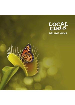 Local Girls (The) - Deluxe Kicks (Music CD)