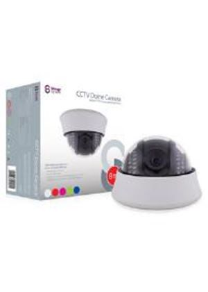 Storage Options CCTV Dome Camera