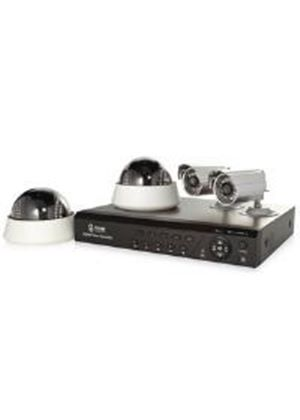 Storage Options CCTV 2000GB Digital Video Recorder with 2+2 Cameras