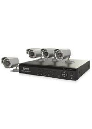 Storage Options CCTV 500GB Digital Video Recorder with 4 Cameras