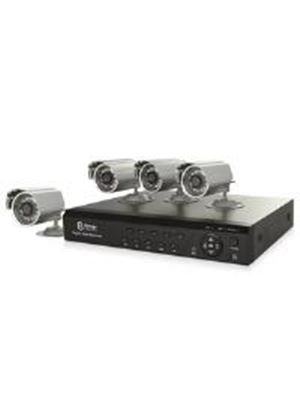 Storage Options CCTV 1000GB Digital Video Recorder with 4 Cameras