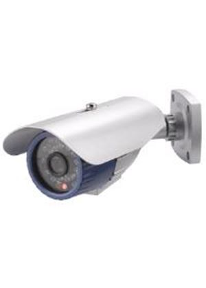 "Storage Options Vandal Proof Outdoor Camera Day and Night Vision Weatherproof Housing Image Sensor 1/3"" Sony Colour CCD"