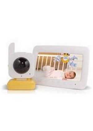 Storage Options BabyCam Nursery with 7 inch LCD Screen