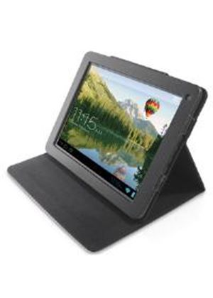 Storage Options Leatherette Case Stand for Scroll 9.7 inch Tablet Devices