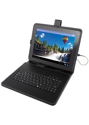 Storage Options Scroll 9.7-inch Keyboard & Case