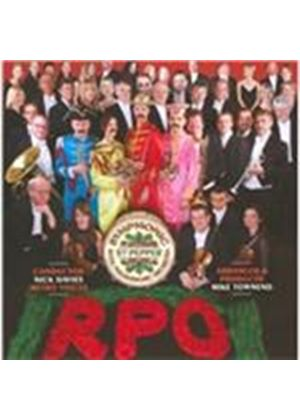Royal Philharmonic Orchestra - Symphonic Sgt. Pepper (Music CD)