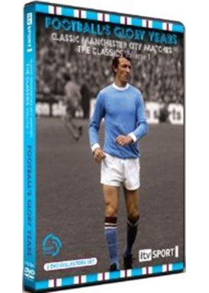 Football's Glory Years - Classic Manchester City Matches - Vol.1