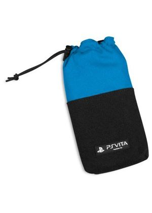 Officially Licensed 4Gamers Clean 'n' Protect Kit - Blue (PlayStation Vita)