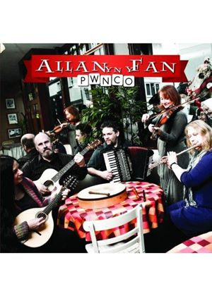 Allan Yn Y Fan - Pwnco (Music CD)