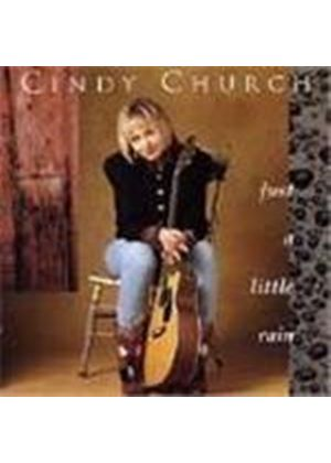 Cindy Church - Just A Little Rain