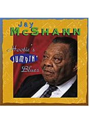 Jay McShann - Hooties Jumpin Blues (Music CD)
