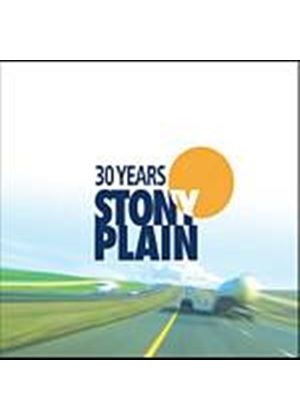 Various Artists - 30 Years Of Stony Plain [2CD + DVD] (Music CD)