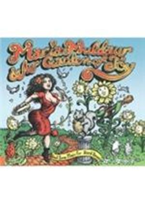 Maria Muldaur & Her Garden Of Joy - Good Time Music For Hard Times (Music CD)