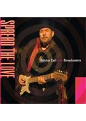 Ronnie Earl & The Broadcasters - Spread The Love (Music CD)
