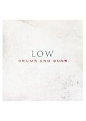 Low - Drums and Guns (Music CD)