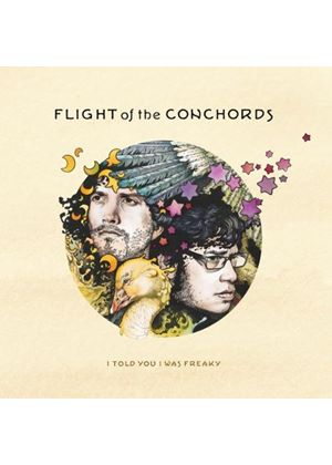 Flight Of The Conchords - I Told You I Was Freaky (Music CD)