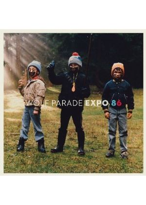 Wolf Parade - EXPO 86 (Music CD)