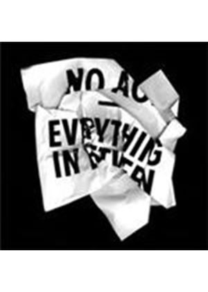 No Age - Everything In Between (Music CD)
