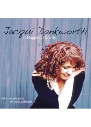 Jaqui Dankworth - It Happens Quietly (Music CD)